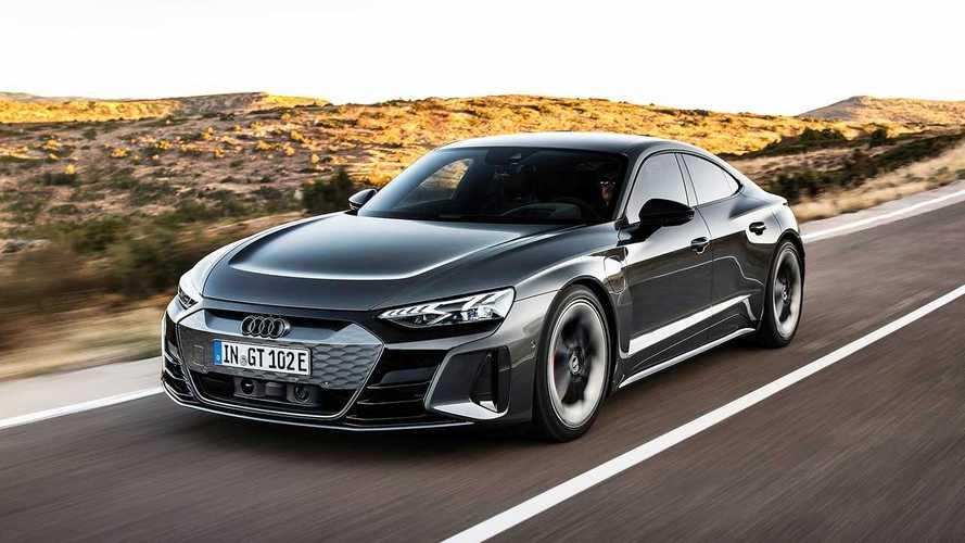 Audi e-tron GT - La Taycan d'Audi est là !
