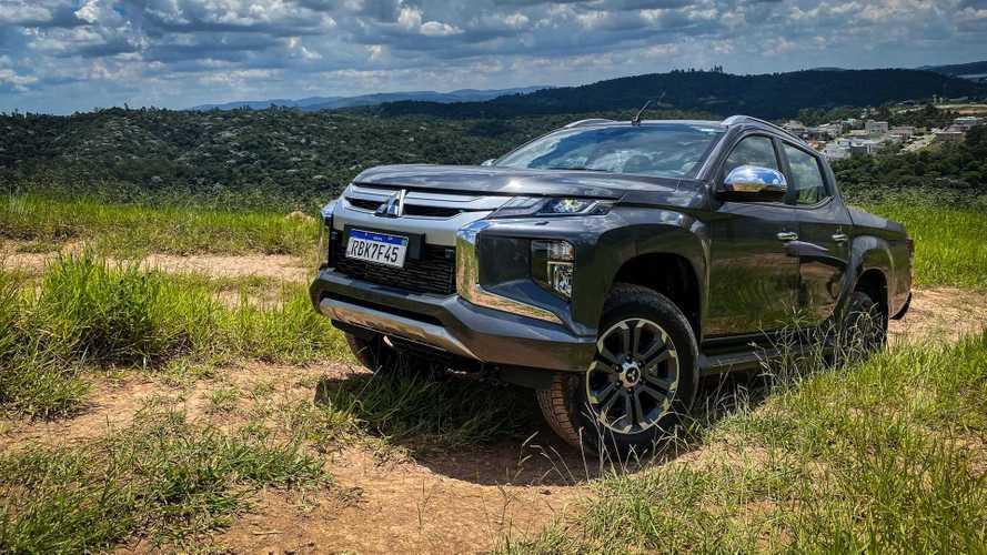 Vídeo-Teste: Nova Mitsubishi L200 Triton Sport se reforça na briga contra a Hilux