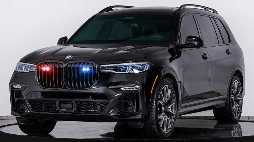 BMW X7 Joins The Armored Forces With Upgrades From Inkas