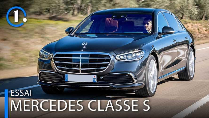 Essai Mercedes-Benz Classe S (2021) - Souveraineté préservée ?