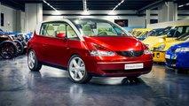 Vergessene Studien: Renault Avantime (1999)