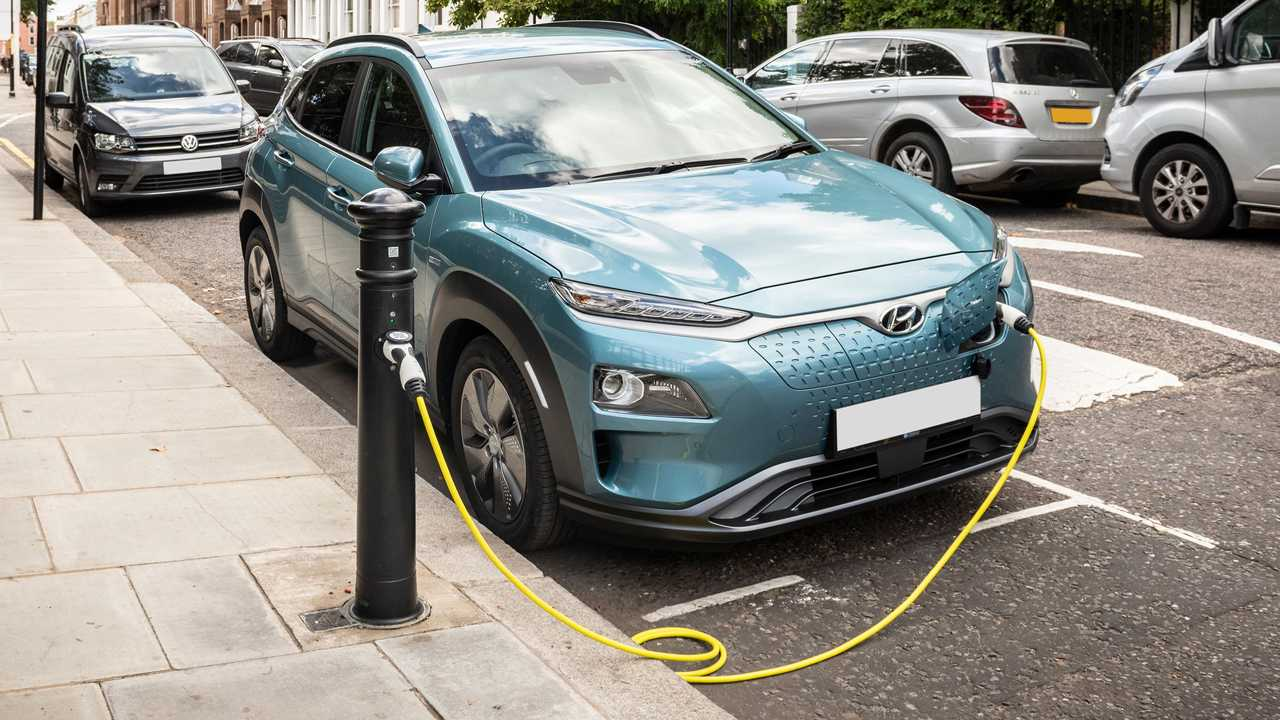 ubitricity charging point
