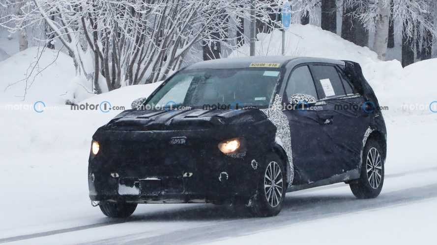 2022 Kia Niro New Spy Photos