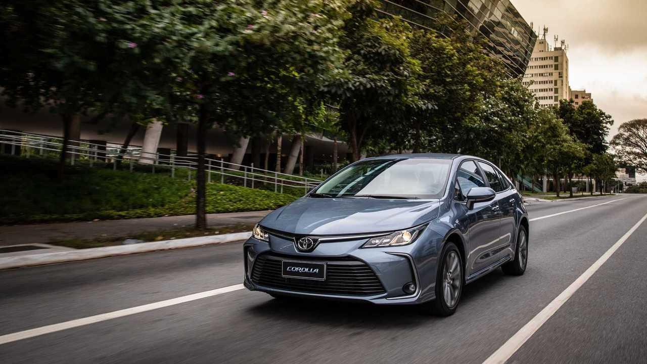 1 - Toyota Corolla (1,134,262)