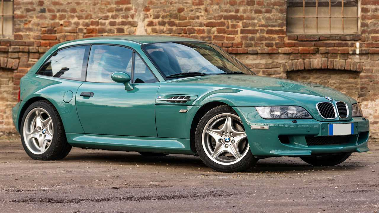 1998 BMW M Coupe for sale (exterior)