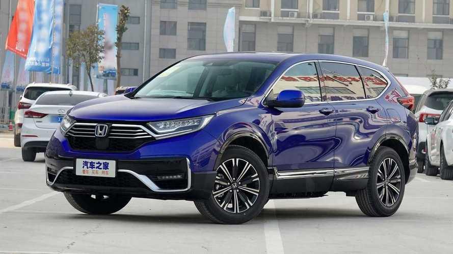 Honda CR-V híbrido plug-in que faz 90 km/l será lançado em 2 de fevereiro