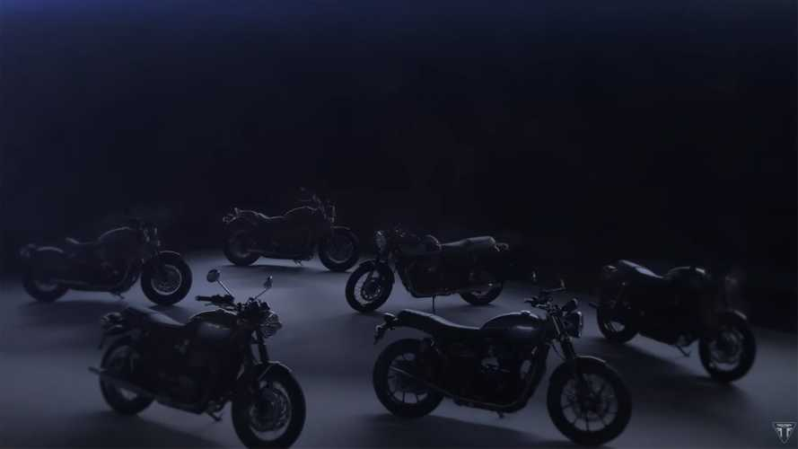 The Updated 2021 Triumph Bonneville Family Is Coming February 23