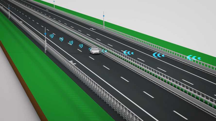 Italy Is Testing Its First Smart Road Project In February 2021