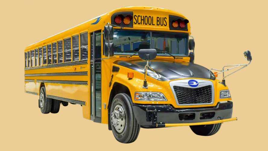 Ford's Godzilla 7.3-Liter V8 Is Going Into School Buses