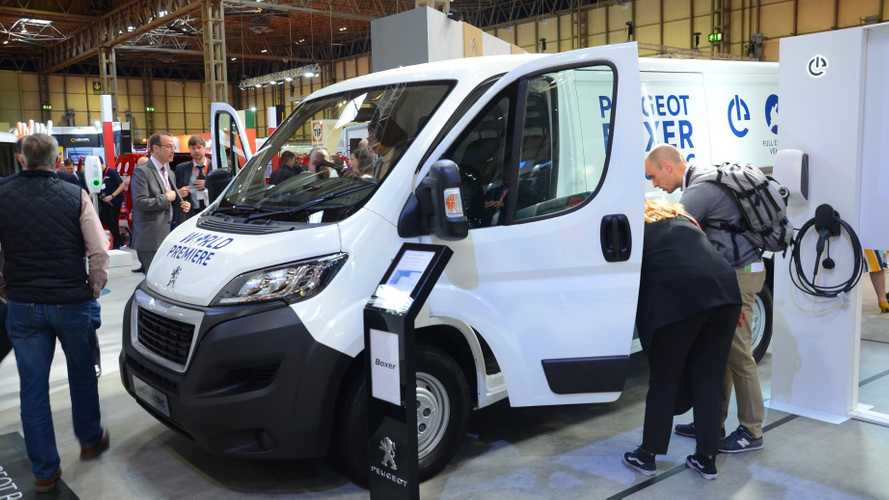 Peugeot Boxer Electric