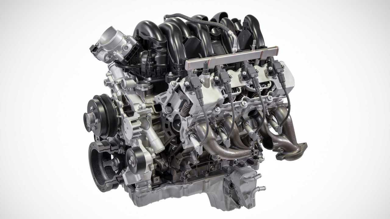 7.3-liter V8 for 2020 Ford Super Duty