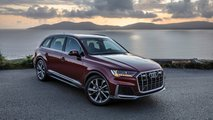 2020 Audi Q7 Matador Red in Ireland