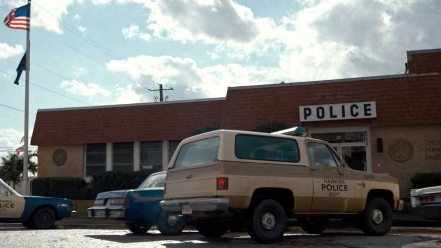 A Look At The Cars Featured In 'Stranger Things'