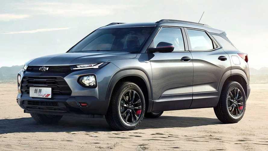 Chevrolet Trailblazer ve Tracker Resmi Tanıtım Görselleri