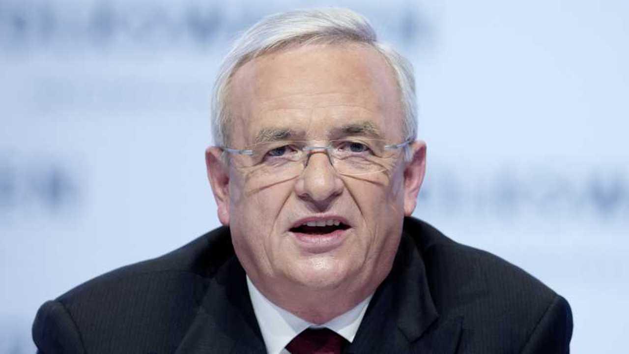 Martin Winterkorn, ex-PDG de VW