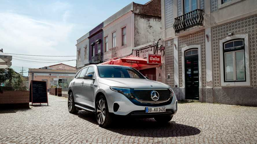 Mercedes' New EQC Electric SUV Priced Under £66,000 In UK