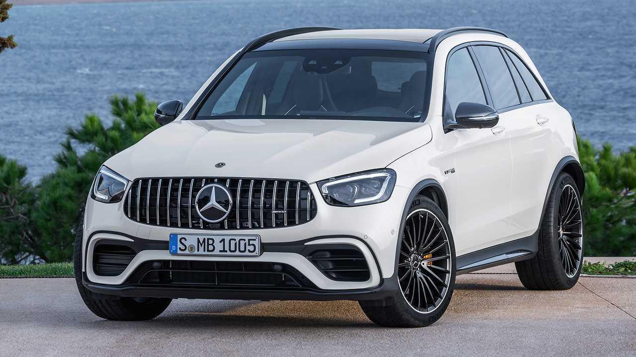 Mercedes GLC 63 AMG 2019