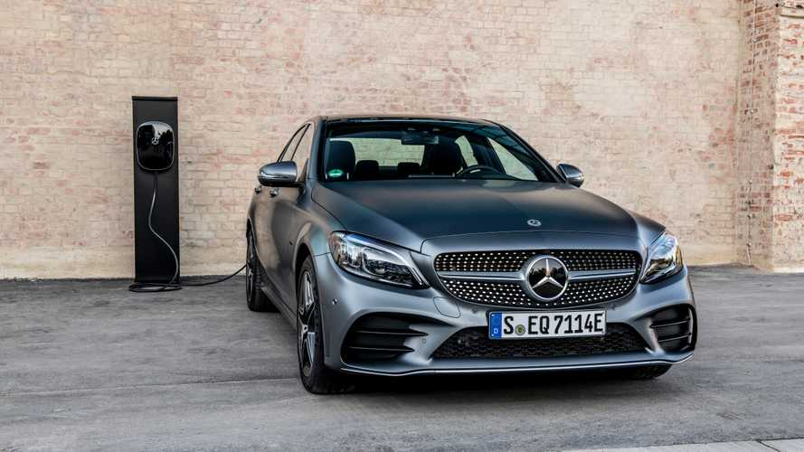 Mercedes-Benz Clase C 300 e: precios de la versión híbrida