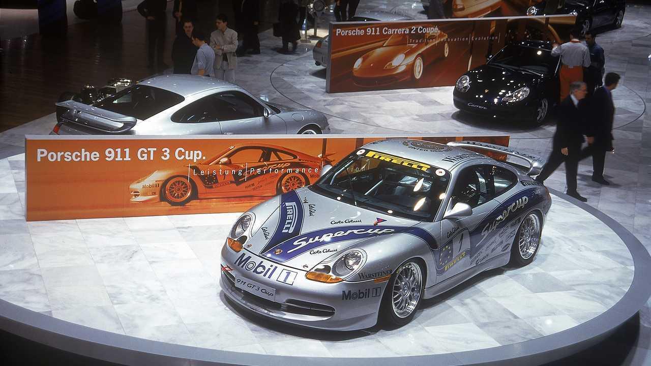 Porsche 996 GT3 Supercup