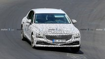 2020 Genesis G80 Spy Photos