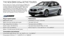 BMW 225xe, l'Ibrido Plug in di Monaco