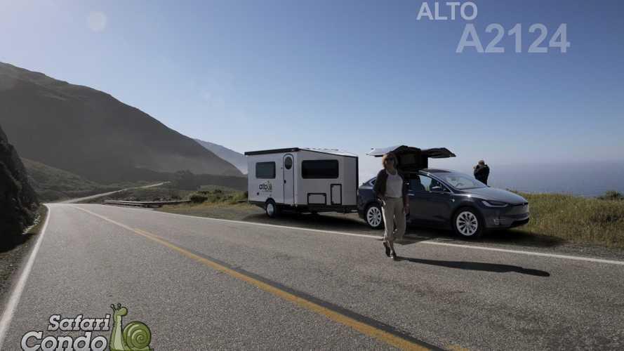 ¿Es esta caravana la más aerodinámica y eficiente del mercado?