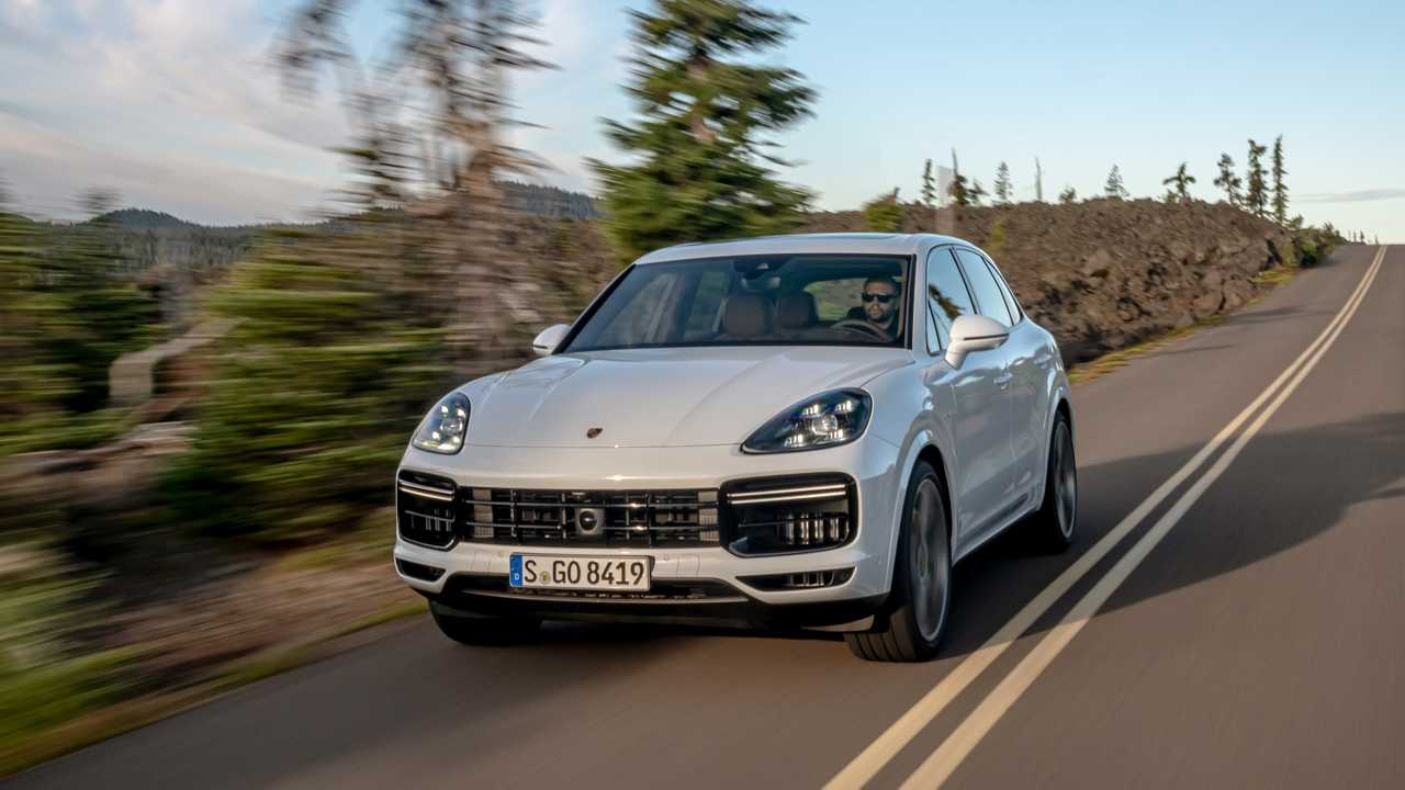 2020 Porsche Cayenne Turbo S E Hybrid First Drive Electrification Intensification