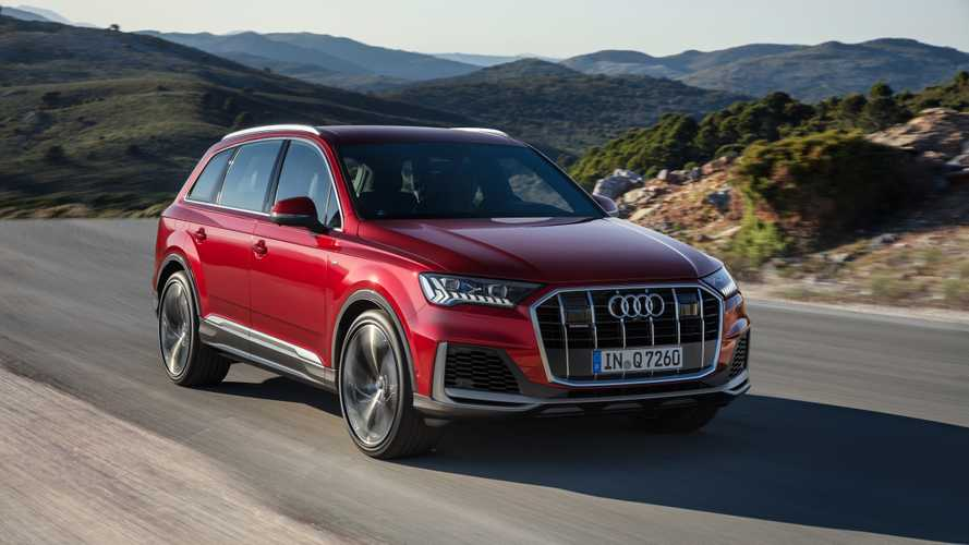 2020 Audi Q7 Base Price Rises Nearly 14 Percent Until 2.0T Arrives