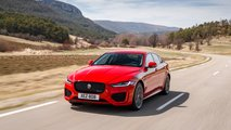 Test Jaguar XE Facelift 2019
