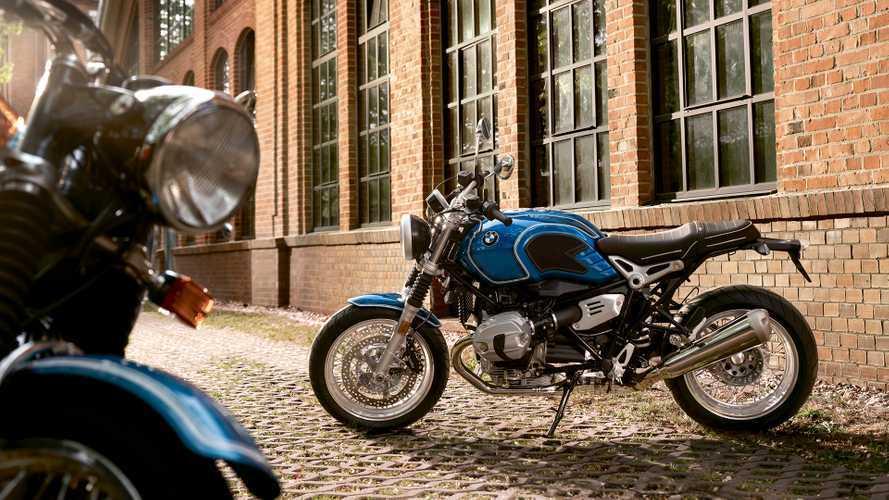 BMW R nineT /5: Jubiläumsmodell zum 50. Geburtstag der /5-Baureihe