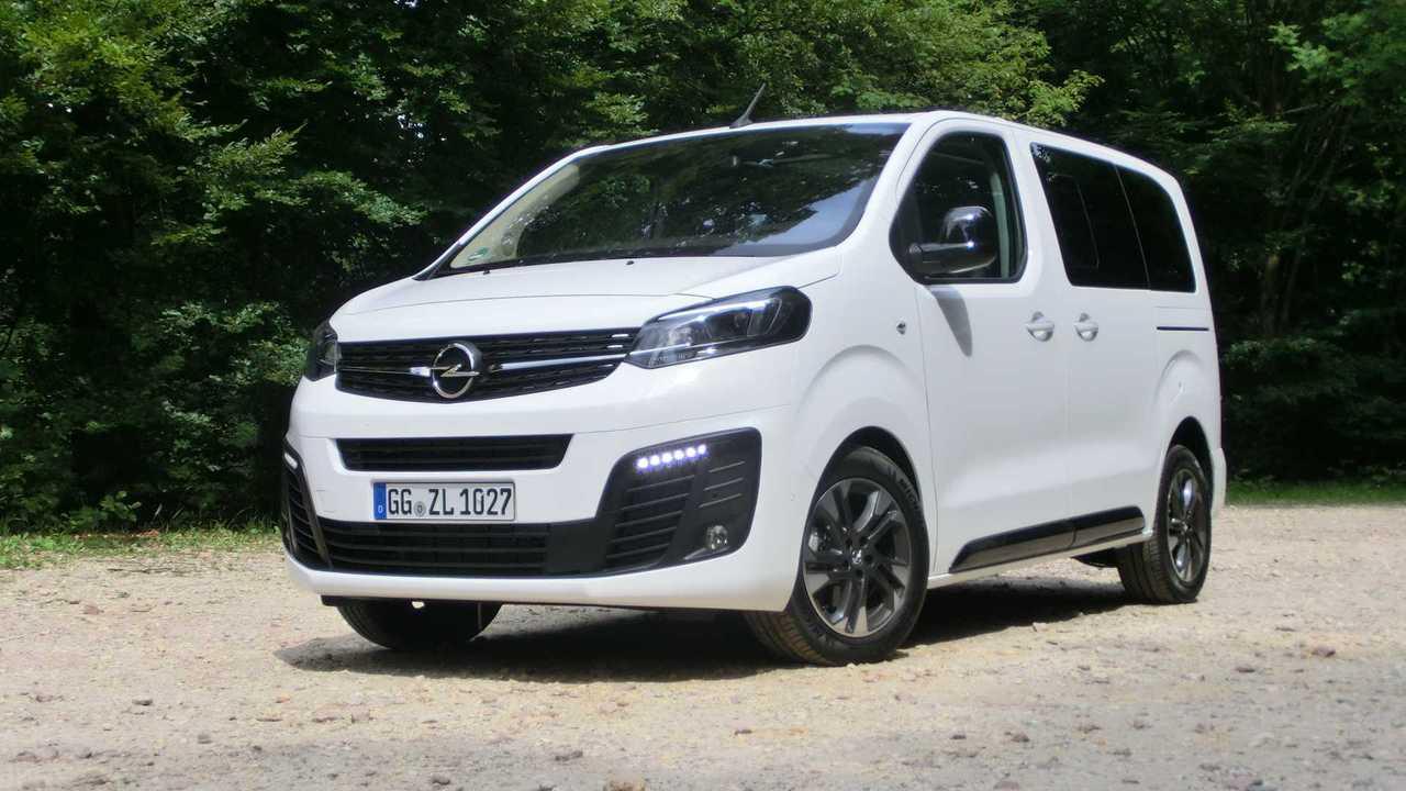Opel Zafira Life S Family Automatik (2019)
