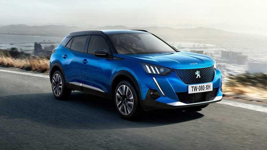 Peugeot e-2008 (2019) - Toutes les infos, toutes les photos