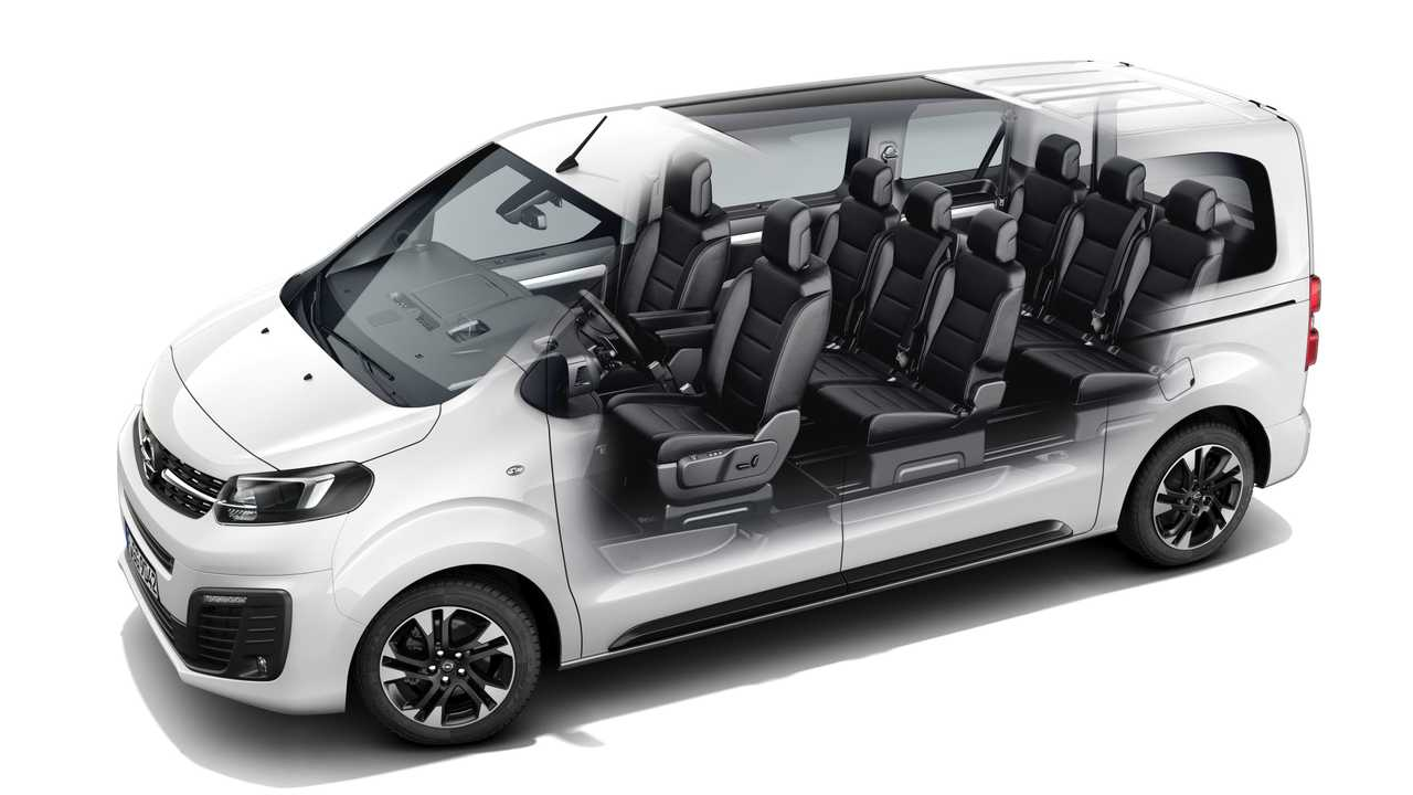 Opel Zafira Life 2019 Im Test Was Taugt Der Vw Bus Konkurrent