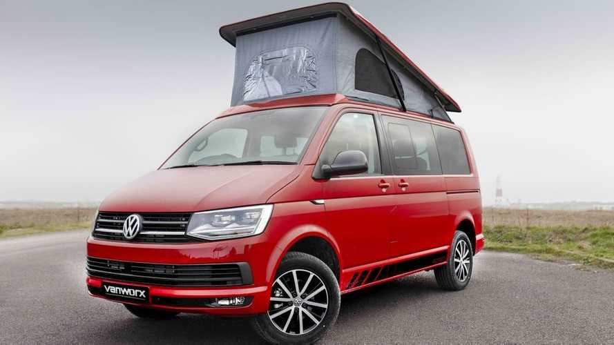 VW Camper With GTI-Inspired Tartan Seats Is On Our Want List