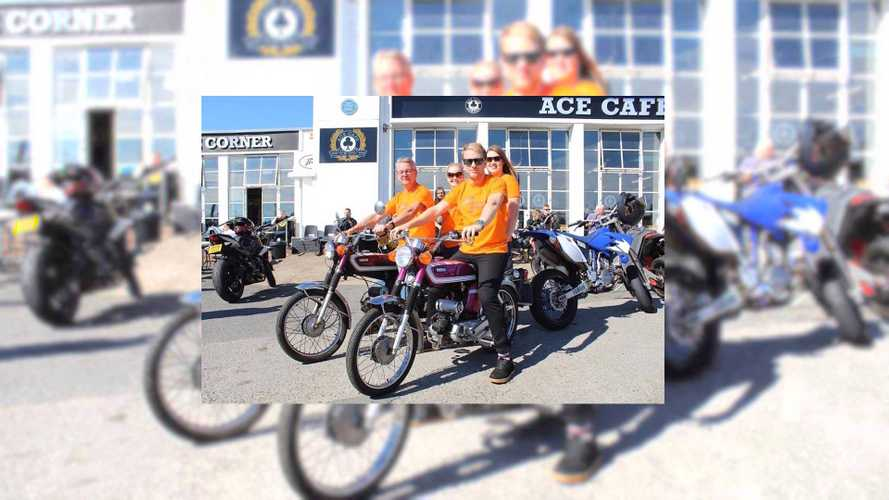 Father And Son Duo To Tackle Route 66 On Mopeds For Charity