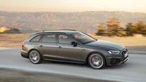 2019 Audi A4 Avant und 2019 Audi A4 Allroad