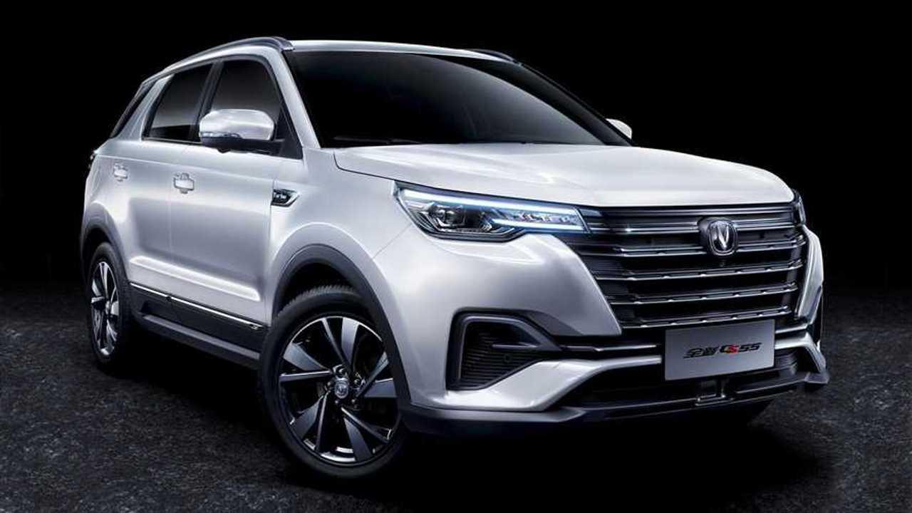 2020 Changan CS55 SUV