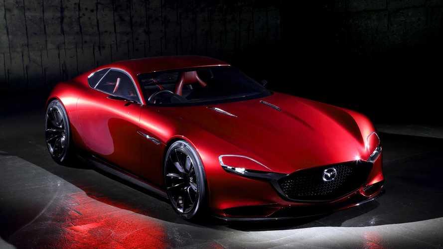 Prototipos olvidados: Mazda RX-VISION (2015)
