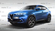 alfa romeo tonale 2020 suv recreacion