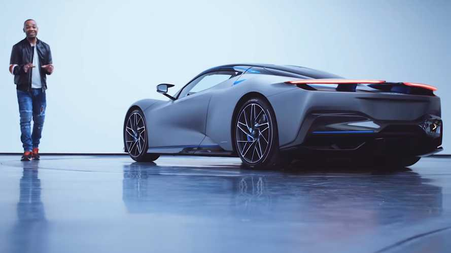 Top Gear Dissects The Pininfarina Battista, The 1,874-HP EV