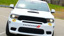Dodge Durango SRT Pursuit Speed Trap