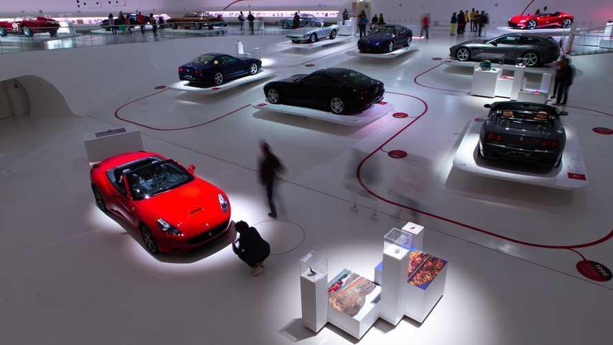Ferrari - Museo Enzo Ferrari Modena