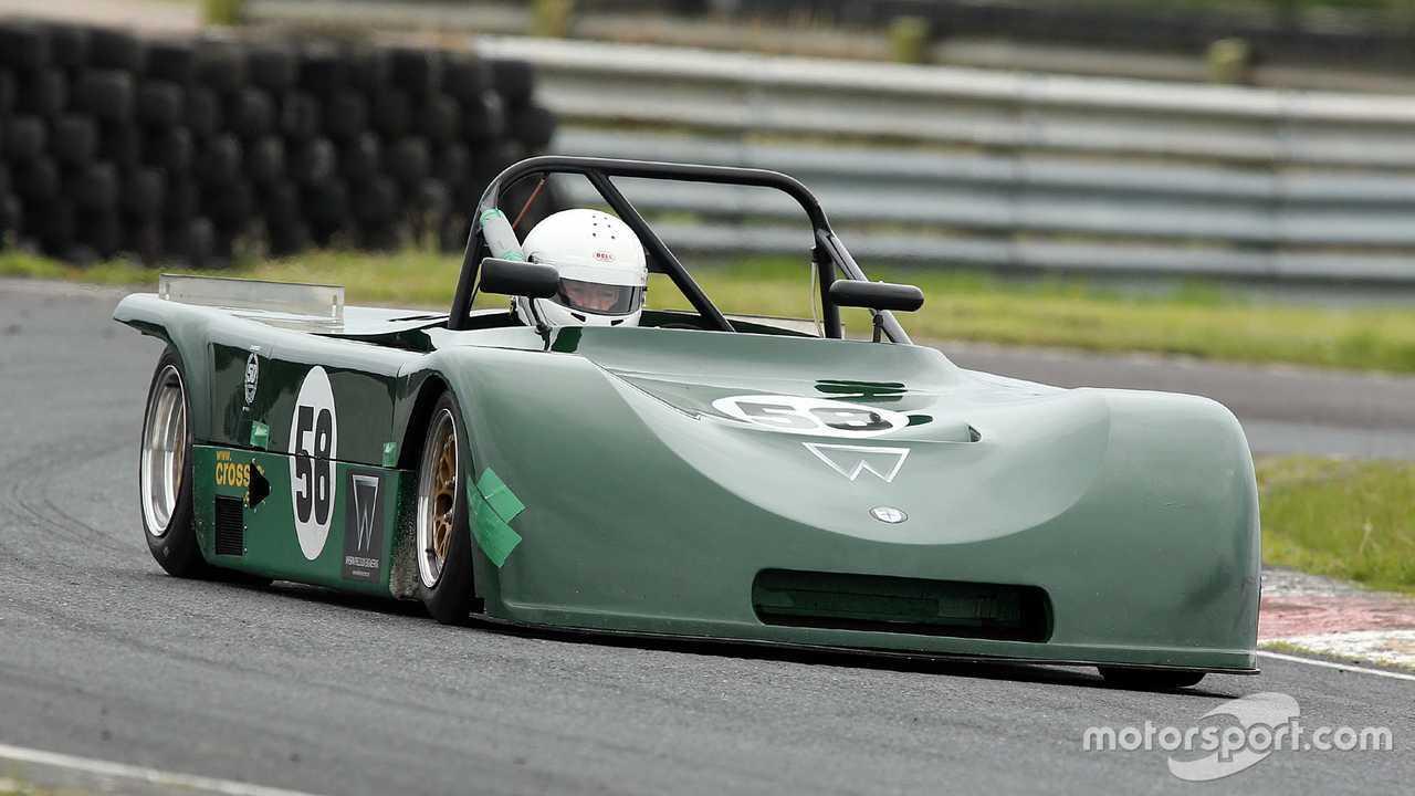 Roadsports race winner Paul Conn
