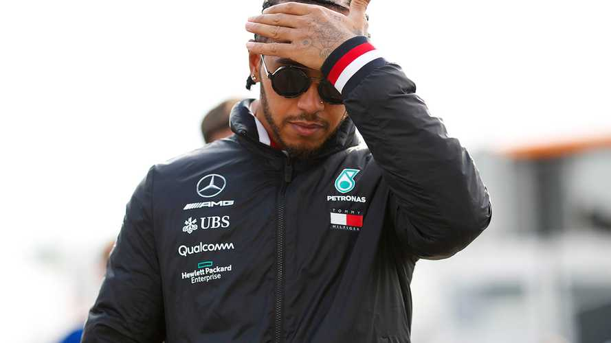 Mercedes was ready to replace ill Hamilton for qualifying