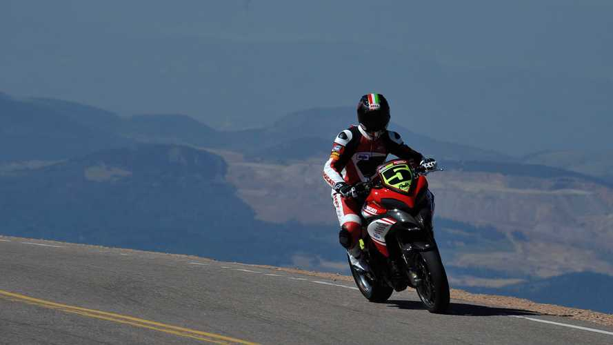 Pikes Peak bans motorbikes from taking part in 2020 hillclimb