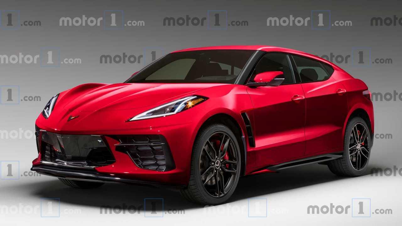 Who Makes Cadillac >> Corvette C8 SUV hints at future Corvette brand possibilities