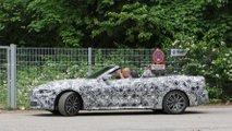 BMW 4er Cabriolet (2020) Erlkönig