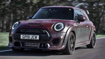 nouvelle mini john cooper works gp