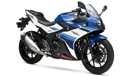 Recall: Suzuki GSX-250R Could Have Rear Brake Lighting Issues