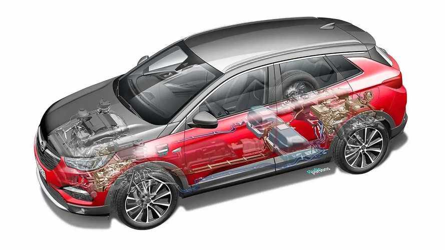 Opel Grandland X Hybrid 4 2019 (híbrido enchufable)